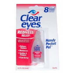 Clear Eyes - Redness relief - Gratis frakt