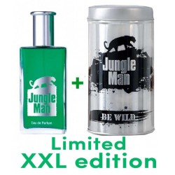 Jungle Man Eau de Parfum - XXL edition